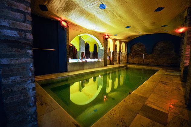 Balnearios y 'spas' en España: Granada, Andalucía, España