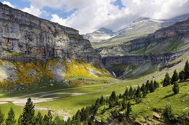 Valle de Ordesa, Huesca, Aragón, España