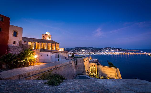 Ibiza, ciudad española Patrimonio de la Humanidad