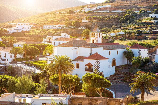 Betancuria, uno de los pueblos más bonitos de España