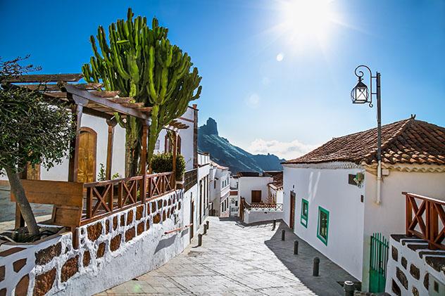 Tejeda, Gran Canaria, Canarias, España © Aleksandar Todorovic / Shutterstock