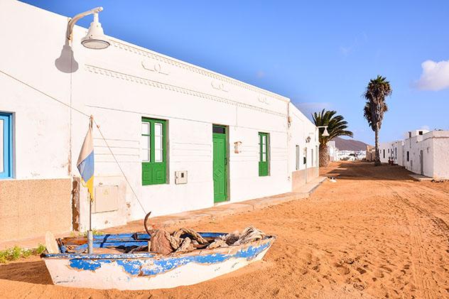 La Graciosa, Canarias, España © underworld / Shutterstock