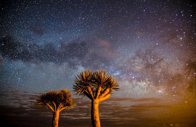 La Palma, Canarias, España © Jacinto Marabel Romo / Shutterstock