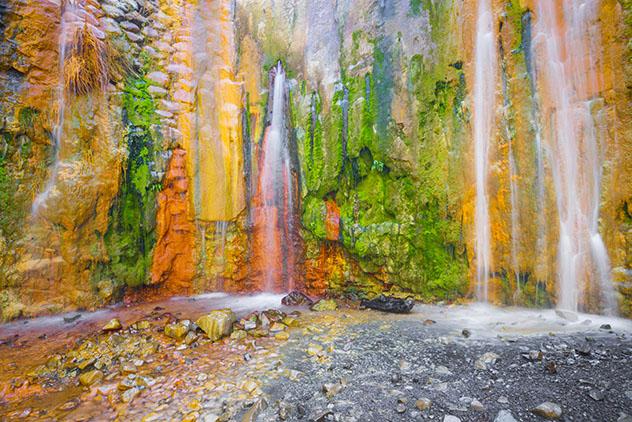 Parque Nacional de la Caldera de Taburiente, Canarias, España