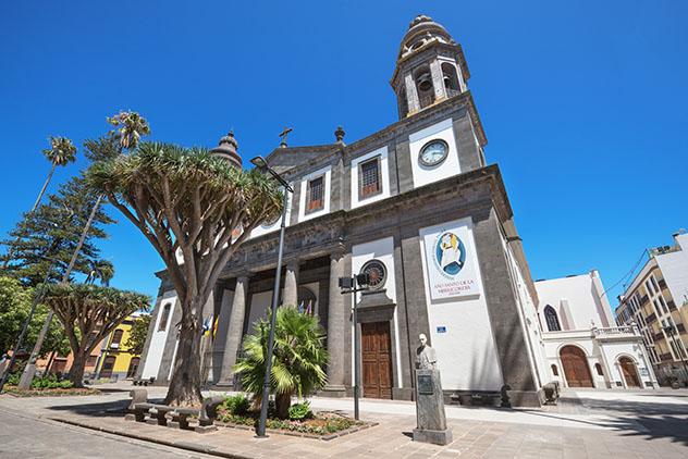 San Cristóbal de La Laguna, Tenerife, ciudad española Patrimonio de la Humanidad