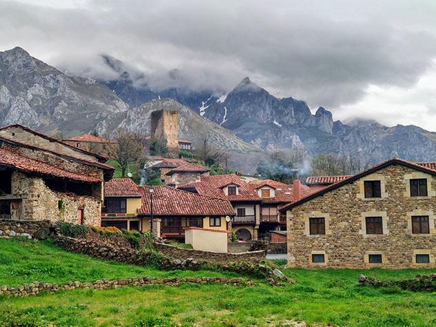 Mogrovejo, uno de los pueblos más bonitos de España