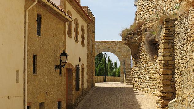 Culla, uno de los pueblos más bonitos de España