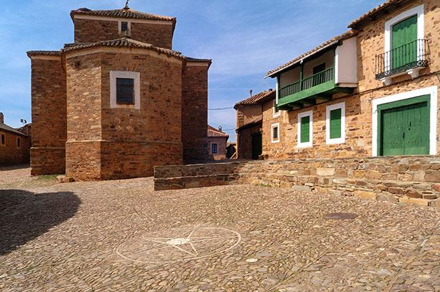 Castrillo de los Polvarares, uno de los pueblos más bonitos de España