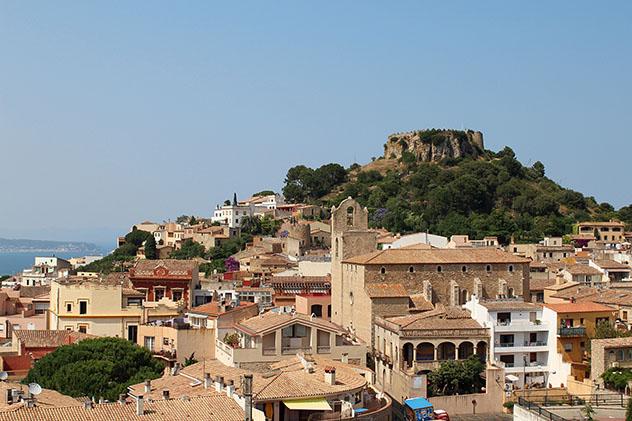Begur, ruta por la Costa Brava, Cataluña por carretera