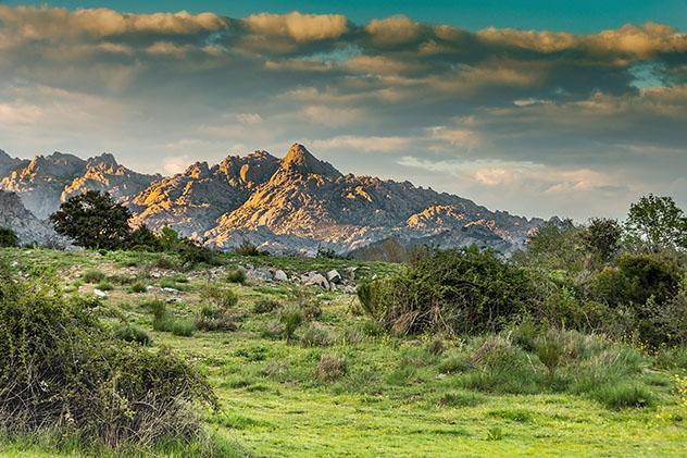 Parque Nacional de la Sierra de Guadarrama, Madrid y Segovia, Comunidad de Madrid y Castilla y León, España