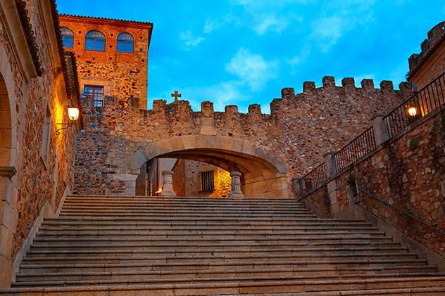 Cáceres, ciudad española Patrimonio de la Humanidad