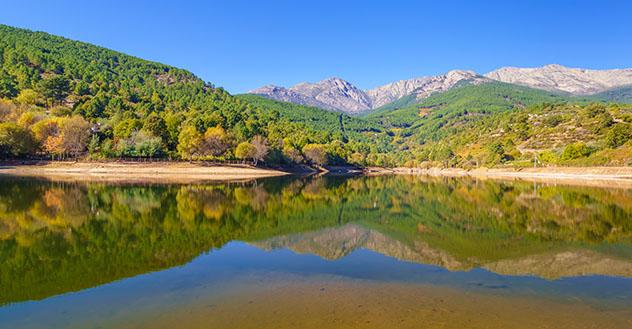 Valle del Tiétar y La Vera, Cáceres y Ávila, Extremadura y Castilla y León, España