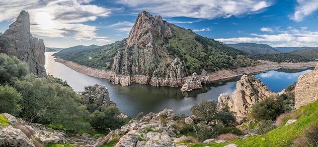 Parque Nacional de Monfragüe, Cáceres, Extremadura, España