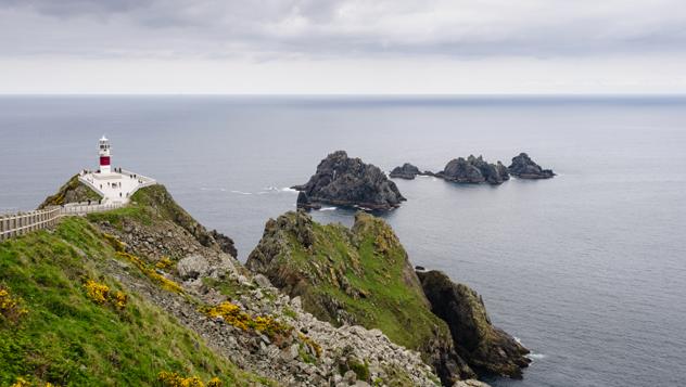 Cabo Ortegal, Galicia, España © Paz B / Shutterstock