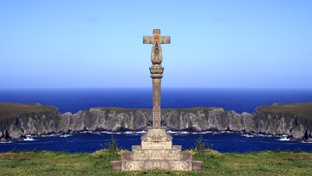 Cruceiro Cedeira, Galicia, España © Munimara / Shutterstock