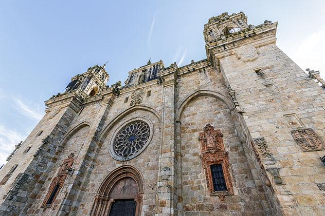 Arquitectura en Galicia: Catedral de Mondoñedo, Galicia, España