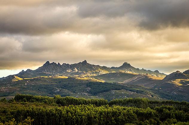Paisajes de Galicia: Parque Nacional de Xures, Galicia, España