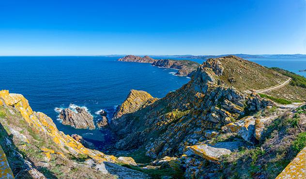 Parque Nacional Marítimo-Terrestre de las Islas Atlánticas, Galicia