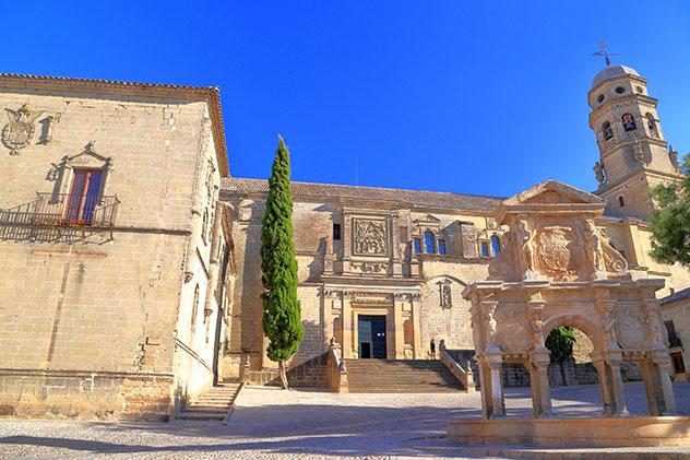 Baeza, ciudad española Patrimonio de la Humanidad