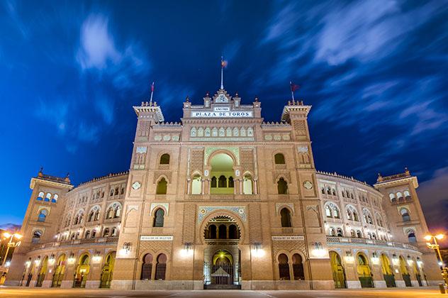 Plaza de toros Las Ventas, Madrid, España © Anibal Trejo / Shutterstock
