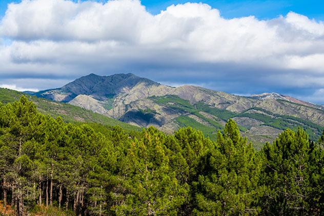 Valle del Lozoya, Madrid, España