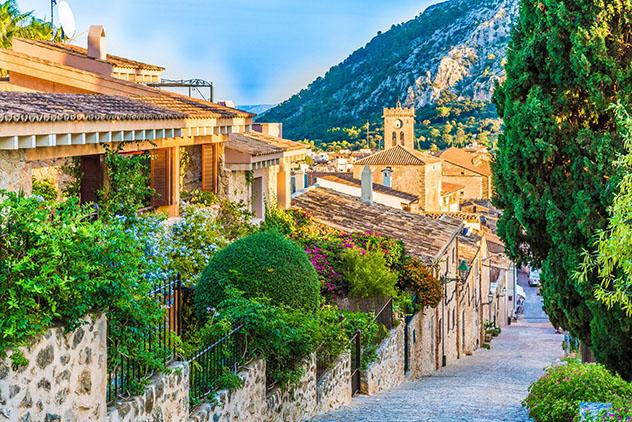 Pollença, uno de los pueblos más bonitos de España