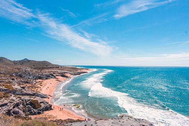Playas de Calblanque, Cartagena, Murcia
