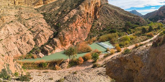 Valle de Ricote, Murcia España