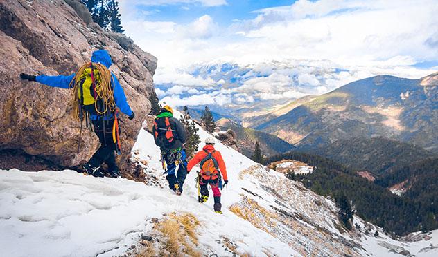 Turismo activo en España: Pirineos