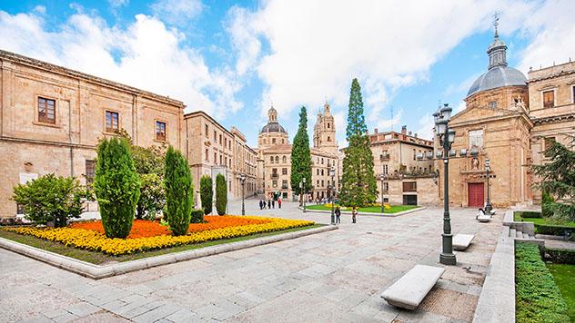 Salamanca, ciudad española Patrimonio de la Humanidad