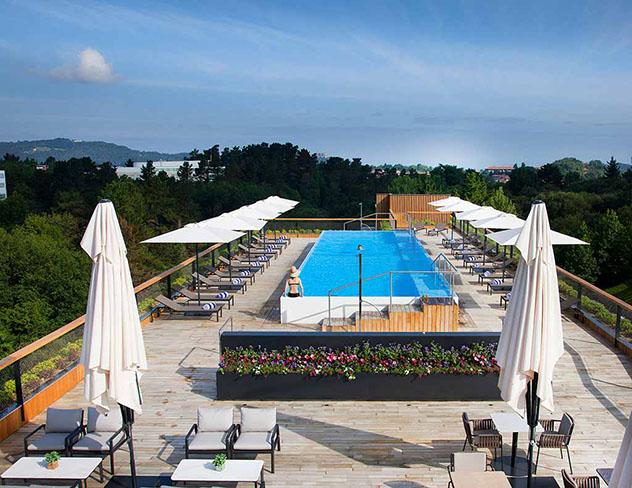 Alojamiento ecológico: Arima Hotel, San Sebastián, España. Viaje sostenible Lonely Planet