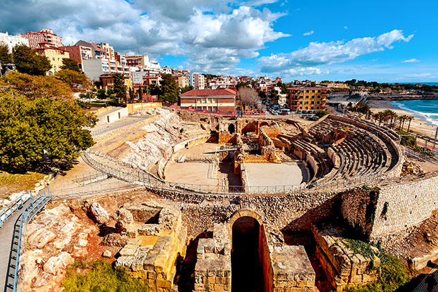 Tarragona, ciudad española Patrimonio de la Humanidad
