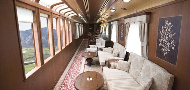 Tren hotel Transcantábrico