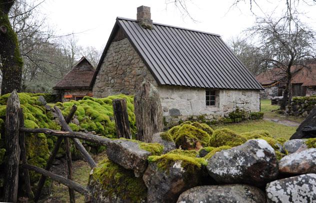 Koguva, isla de Muhu, Estonia © Atonen Gala / Shutterstock