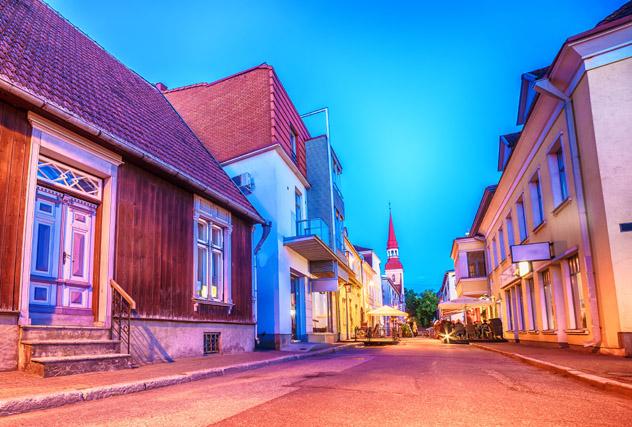 Pärnu, Estonia © krivinis / Getty Images