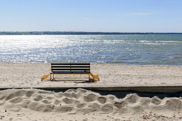 Playa Stroomi, Tallin, Estonia © dpedersen / Shutterstock