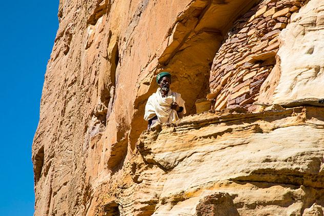 Experiencia salvaje en África: iglesia Abuna Yemata Guh de Etiopía