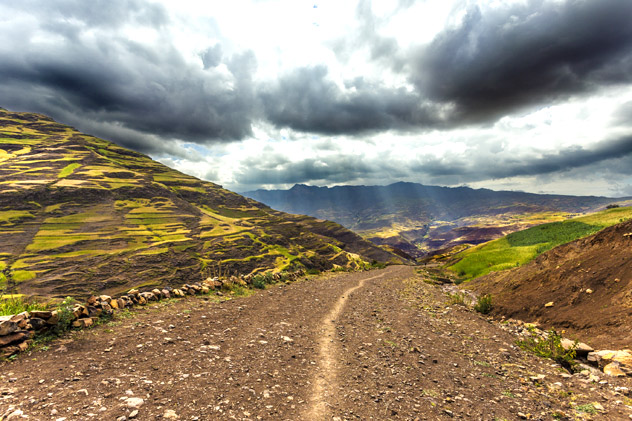 Ras Dashen, Montes Simien, Etiopía © WitR / Shutterstock