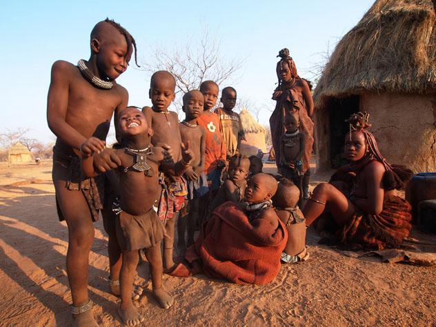 Namibia © Jinny Tan / Lonely Planet