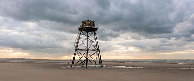 Playa de Calais, Hauts-de-France, Francia