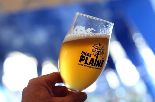 Cerveza biodinámica, Brasserie de la Plaine, Marsella, Provenza, Francia © www.brasseriedelaplaine.fr