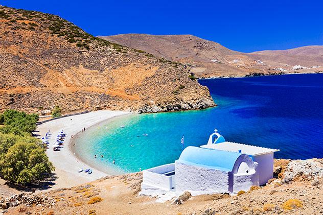 Islas de Europa: isla griega de Astipálea