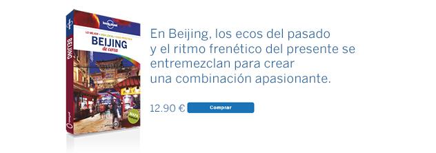 Guía Lonely Planet Beijing de cerca