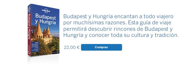 Guía Lonely Planet Budapest y Hungría