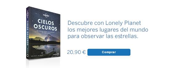 Guía Lonely Planet Cielos oscuros