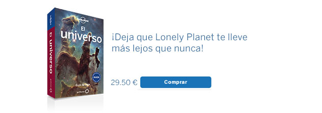 Guía Lonely Planet El universo