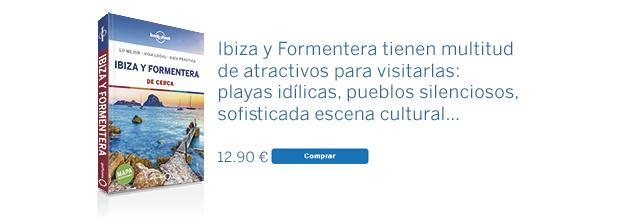 Guía Lonely Planet Ibiza y Formentera de cerca 3
