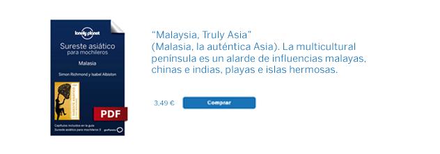 PDF capítulo Malasia guía Sureste asiático para mochileros
