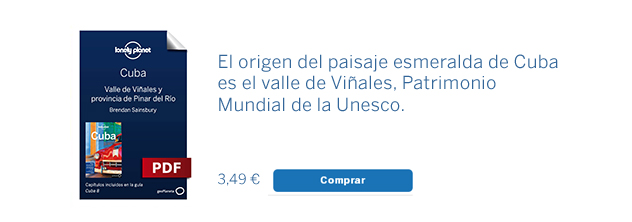 Capítulo Viñales PDF guía Lonely Planet Cuba