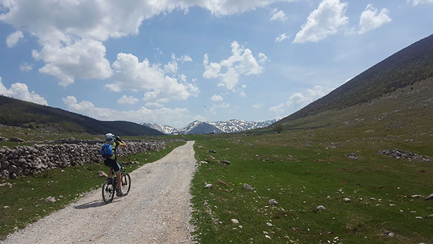 Rutas en bicicleta de montaña por Bosnia y Herzegovina © ajdintorlo48 / Shuttesrtock